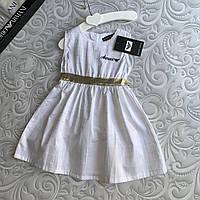 Белое нарядное платье Armani, фото 1