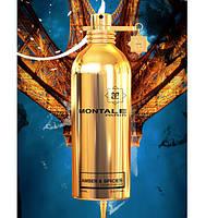 Montale Amber & Spices 100 ml Оригинал
