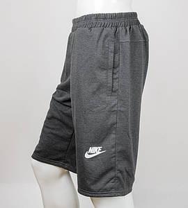 """Шорти чоловічі """"Nike AIR"""" (Ш001) , Т. Сірий"""