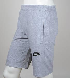 """Шорти чоловічі """"Nike AIR"""" (Ш001) , Сірий"""