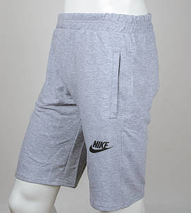 """Шорты мужские """"Nike AIR"""" (Ш001) , Серый"""