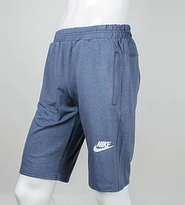 """Шорти чоловічі """"Nike AIR"""" (Ш001) , Джинс"""