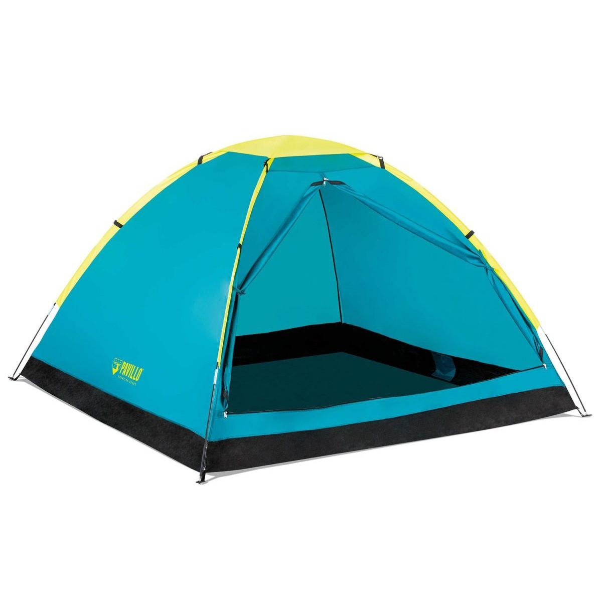 Палатка туристична кемпінгова тримісна Bestway BW-68085