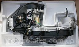 Двигун скутер китаєць -80 см3 заводської збірки, під два амортизатора .