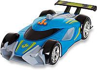 Хот Вилс машинка со светом и звуком 25 см Hot Wheels Race N Crash Mach Speeder