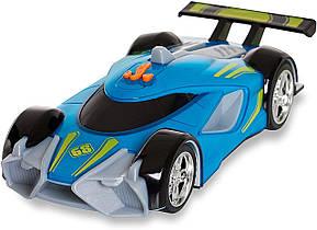 Хот Вилс Hot Wheels машинка со светом и звуком 25 см  Race N Crash Mach Speeder