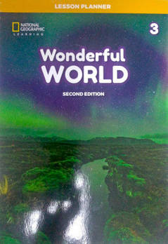 Wonderful World 2nd Edition 3 Lesson Planner with Class Audio CD, DVD and Teacher's Resource CD-ROM