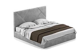 """М'яке ліжко """"Сіті"""" 160х200 від Шик-Галичина"""