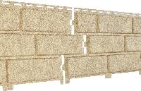 Фасадные панели U-Plast Stone House Кирпич (песочный)