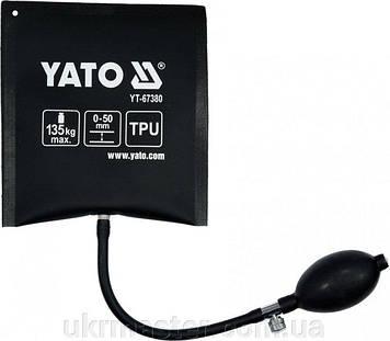 Монтажная подушка до 135 кг Yato YT-67380