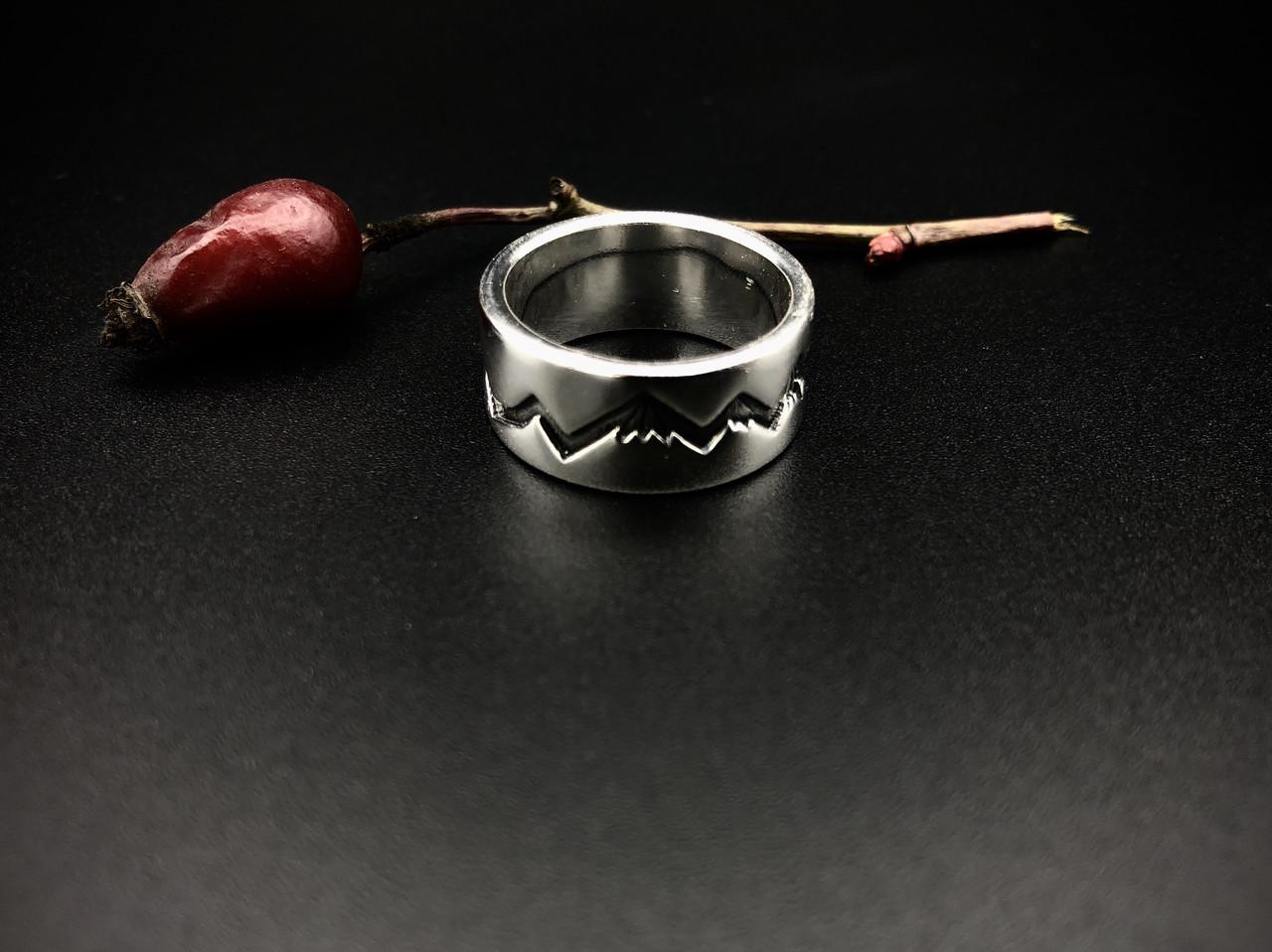 "Кольцо ""Горы"" GATO Classy Jewelry"
