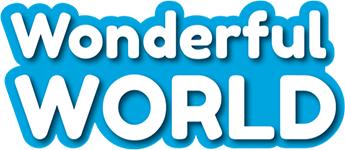 Wonderful World 2nd Edition 4 Posters