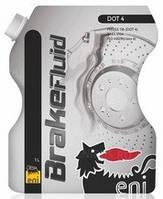ENI Brake Fluid DOT 4 (1л) Синтетическая тормозная жидкость