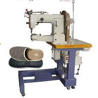 Бортопрошивная швейная машинка GR-206. GREAT RICH (Китай)