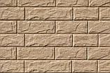 Фасадные панели U-Plast Stone House Камень (золотистый), фото 2
