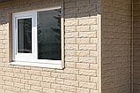 Фасадные панели U-Plast Stone House Камень (золотистый), фото 3