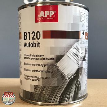 Засіб для захисту шасі APP B120 Autobit, 1,3 кг