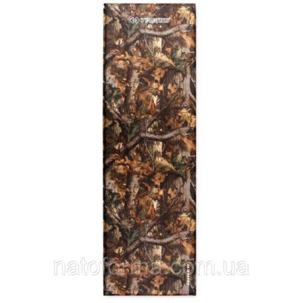 Каремат (коврик самонадувающийся) Trimm Hiker Camouflage