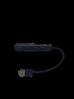 USB хаб на 4 порти KY-161 Чорний