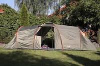 Палатка намет туристичний Abarqs CLIF-6B Green