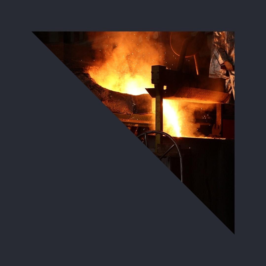 Отливка черного металла согласно ГОСТ