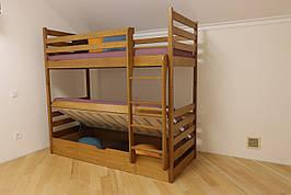 """Двухъярусная кровать  Drimka """"Шрек"""" с подъемным механизмом 90х200"""