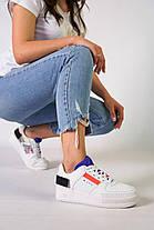 Женские кроссовки Nike Air Force 1 Type N.354 Summit White CI0054-100 Найк Аир Форс белые, фото 3