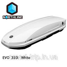 Бокс Northline EVOspace 310 л White белый глянец N0719004