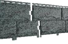 Фасадные панели U-Plast Stone House Камень (изумрудный)