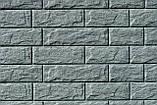 Фасадные панели U-Plast Stone House Камень (изумрудный), фото 2