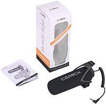Зовнішній мікрофон для камери і смартфона Comica CVM-V30 Lite, фото 3