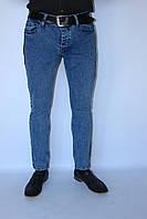 Джинсы мужские Zara man, skinny fit зауженые укороченные коттоновые Турция Посадка средняя, Джинси чоловічі