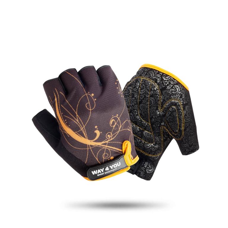 Перчатки для фитнеса Женские Orange