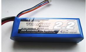 Turnigy 11.1V 2200mAh 25C