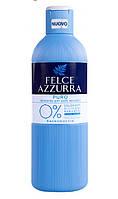 Гель для душа и пена для ванн Felce Azzurra «Ambra e Argan» 650мл