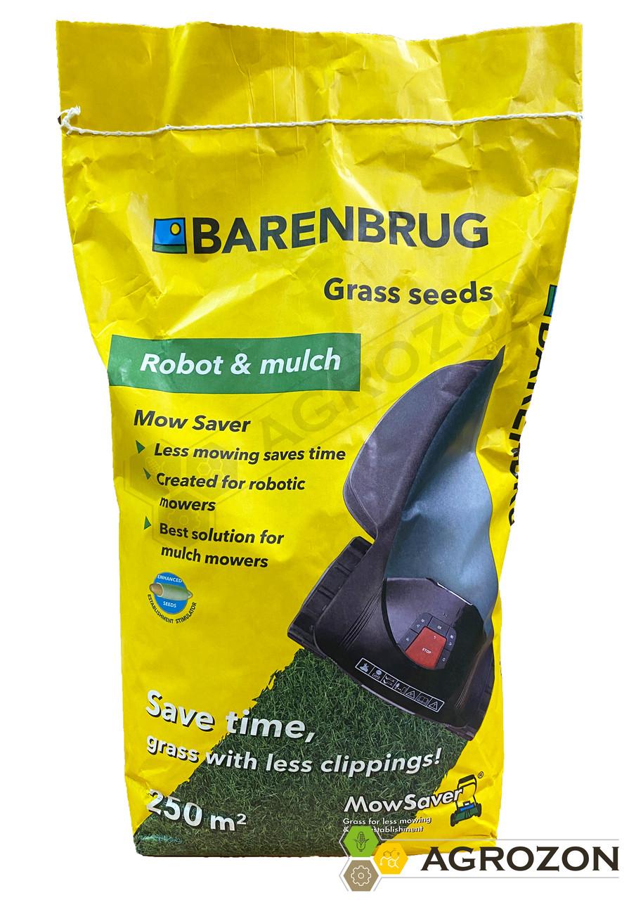 Газонная трава Barenbrug Mow Saver Robot & Mulch / Баренбрюг Элитный Mowsaver - 5 кг