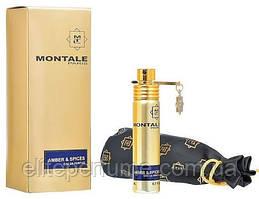 Montale Amber & Spices 20 ml Оригинал