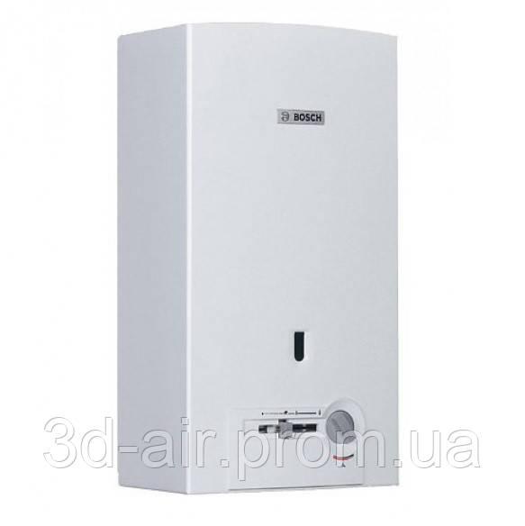 Проточний газовий водонагрівач Bosch Therm 4000 O W 10-2 P (п'єзорозпалювання)