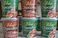 Горіхово-шоколадні пасти