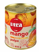 Манго консервированный Vera 850 g