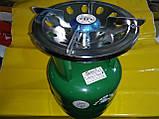 """Баллон газовый туристический усиленный с юбкой """" Пикник """" 5 литров с горелкой, фото 4"""