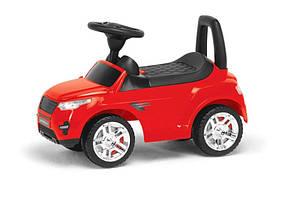 Машина-каталка RR, цвет: красный 2-005-R