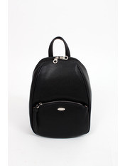 Рюкзак David Jones женский черного цвета 5604Т