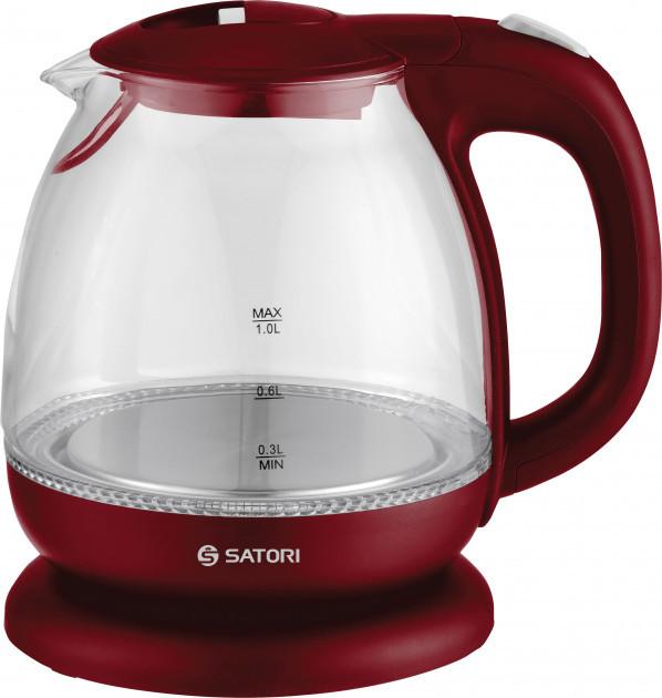 Чайник электрический Satori SGK-4101-RD