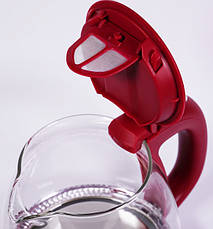 Чайник электрический Satori SGK-4101-RD, фото 3