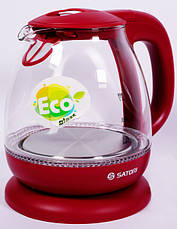 Чайник электрический Satori SGK-4101-RD, фото 2