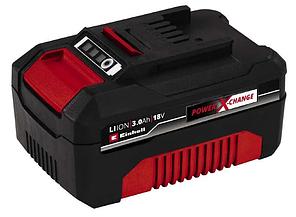 Аккумуляторная батарея Einhell Power-X-Change Plus 18V 3,0 Ah | Аккумулятор, фото 2