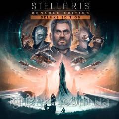 Stellaris: Console Edition — Deluxe Edition Ps4 (Цифровой аккаунт для PlayStation 4) П3