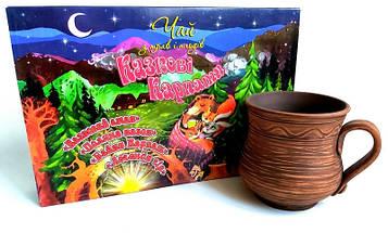 Подарочный набор травяного чая, Сказочные Карпаты, Натуральный травяной фиточай, фото 3