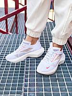 Кроссовки женские Nike Vista Lite White/Red. Стильные женские белые кроссовки., фото 1